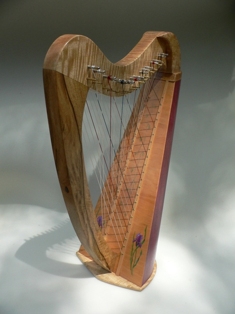 Harps And Harps Chromatic Cross Strung Harps